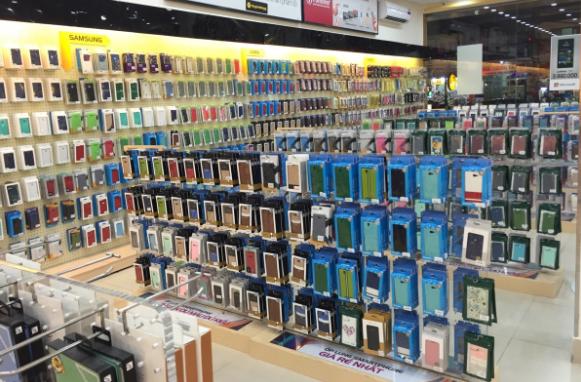 shop phụ kiện điện thoại