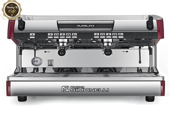 Máy pha cà phê Nuova Simonelli Aurelia 2 Group