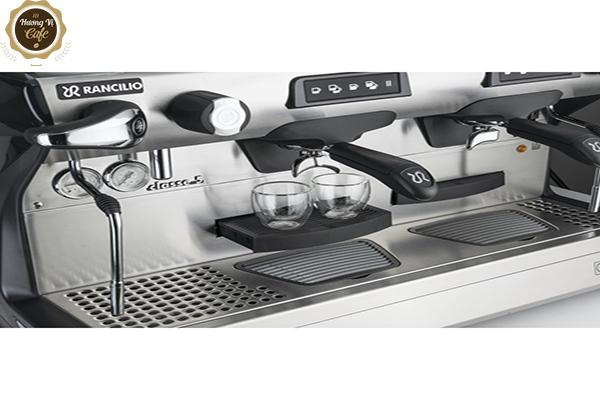 Máy pha cà phê Rancilio Classe 5 – A1