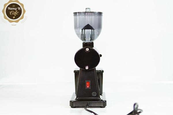 Máy xay cà phê Akira M520A (Đỏ, Đen)