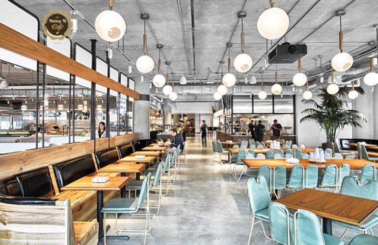 Cafeteria là gì? Đâu là mô hình cafe thu hút khách nhất